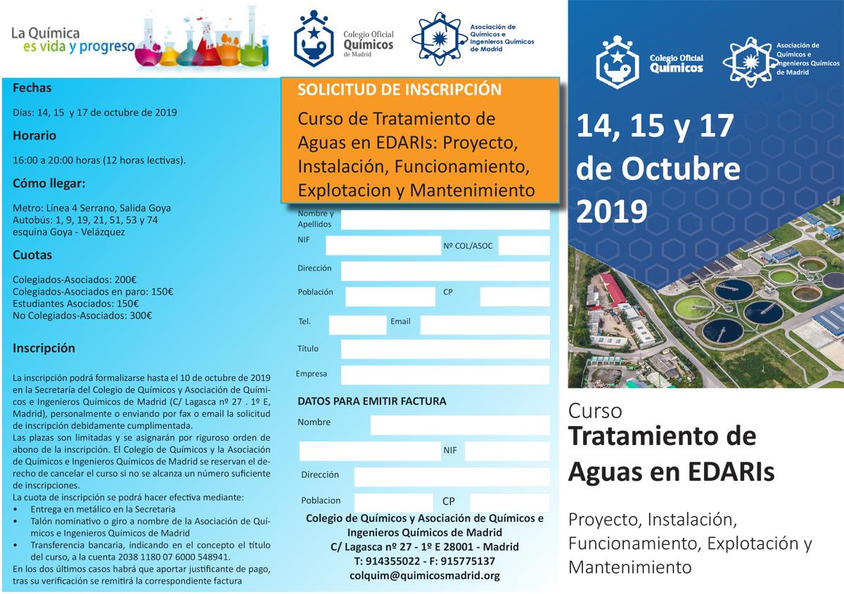 Colegio de Químicos y Asociación de Químicos e Ingenieros Químicos de Madrid