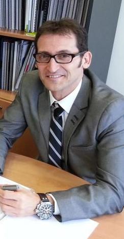 Ricardo Diaz. Decano del Ilustre Colegio Oficial de Químicos de Madrid